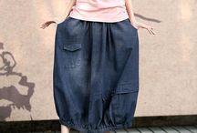 Kjolar - skirts