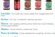 Essential Oils / by Crystal Green