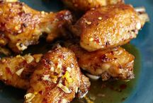 RECIPES - CHICKEN/TURKEY/LAMB / Chicken, lamb and turkey cooked in a variety of ways. / by Phyllis Jones