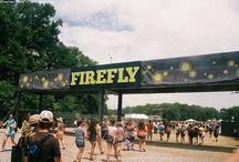 Festival entrances