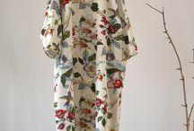 Abbigliamento comodo / Abiti fatti a mano in stile orientale