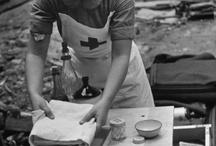 British Red Cross in WW2