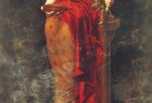 Crestinism si Mitologie in Pictura