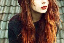 ORANGE HAIR ♥