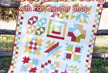 Quilt Along, Sew Along & Row by Row