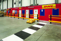 DHL warehouse