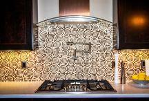 Splashback Ideas / Use our board for splashback ideas and inspiration for splashback tiles in your kitchen.