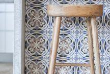 spanish mosaic tile