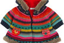 Tricots manteau