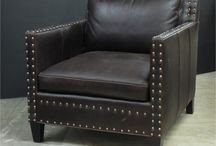 Leather sofas & chairs / We carry a selection of leather chairs & sofas at Englishman's