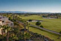 Murcia Golf Resorts / A selection of our golf resorts from the Murcia region in Spain