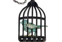 idée schéma cage oiseau