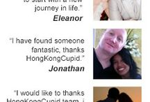 Success Stories / Inspirational love stories of those who have found their partners on HongKongCupid.com