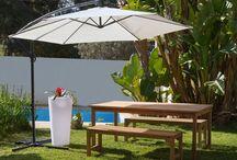Terraza y jardín / Muebles de teca o rattan sintético para disfrutar en la zona exterior del hogar.