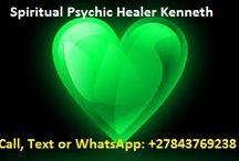 Trusted Love Spiritual Healer Kenneth, WhatsApp: +27843769238