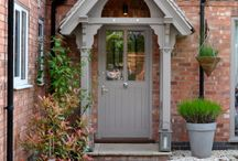 Porch/Front Garden