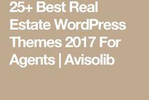 25+ Best Real Estate WordPress Themes 2017 For Agents | Avisolib