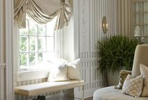 WINDOW TREATMENTS / by Toni Harris