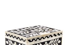 Beautiful Jewellery Boxes / Your jewellery is special so make sure you have something beautiful to keep it in.