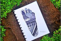 Pen on Paper / Doodle