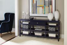 Solid Wood Consoles