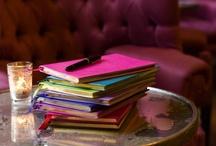 Notebooks&postcards