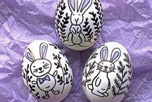 Easter eggs IDEA