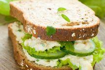 Σάντουιτς - Sandwich / Σάντουιτς αυγά