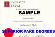 Buy Online Fake College Degree