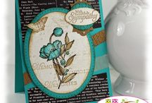 Stampin' Up! - Simply Sketched / by Sandi MacIver  - Stampin Up - Stamping with Sandi