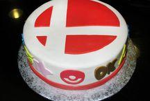 Gaming cakes