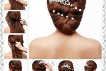 Wedding | Hair - Makeup - Nails