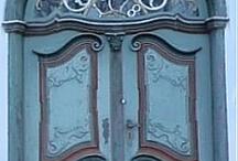 Fine dører