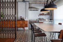 cozinhas gourmet rustica