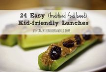 Real Food Lunch Ideas