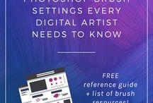 Digital art course