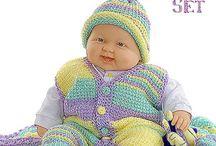 Crochet Baby/Infant Clothing