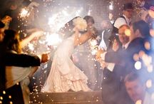 Winter weddings / Inspiration to get creative with darker days & the cold.