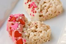 Valentine treats or ideas! / Yummmm:)/Great!:) / by chelsea holloway