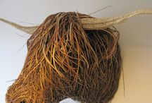 Willow Scupture