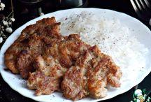 Рецепты с мясом