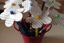 Book Crafts - Events & Competition Ideas