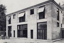 buildings, composition