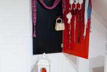 DIY/Zrób to sama/dekoracje do domu/ farba tablicowa / Pisz kredą i baw się jak dziecko