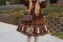 "Lolita/ ""kawaii"" fashion / Du lolita et d'autres trucs mignons."