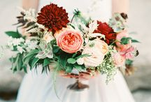 Petals, Petals, Petals! / Hoping you can find some wedding flower inspiration here!