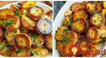 zemiaky a prilohy k mäsku
