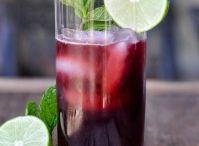 Bebidas e sucos