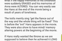 Frozen, because Hans is a good guy. stupid trolls
