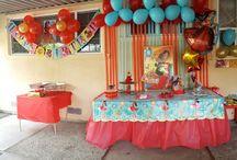 Elena of Avalor Birthday theme